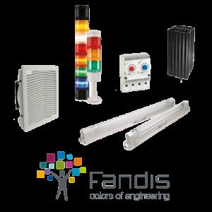 Fandis ostala oprema za elektro ormare