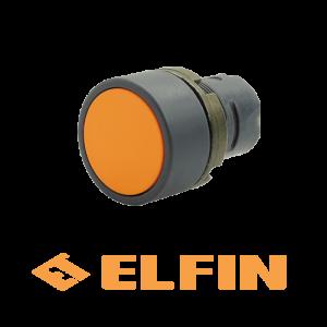 New Elfin narančasto tipkalo