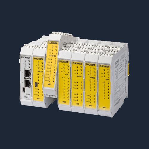 Euchner PLC Safety