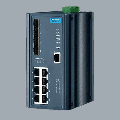 Advantech Industrial Ethernet Solutions Switch