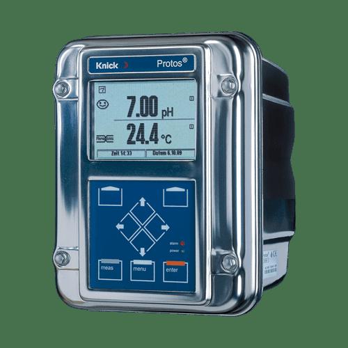 Knick Protos Transmitter Analitika