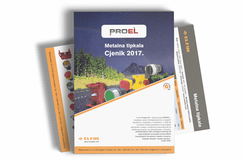 PROEL A4 Flyer New Elfin Cjenik 2017