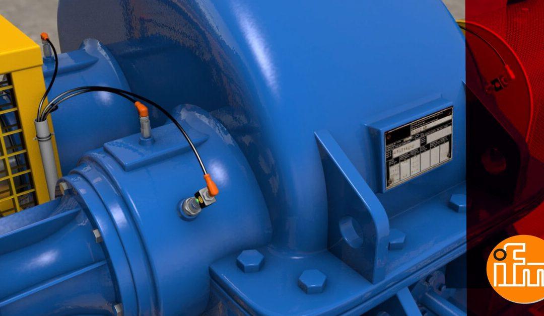 IFM senzori i sustavi za nadzor i dijagnostiku vibracije