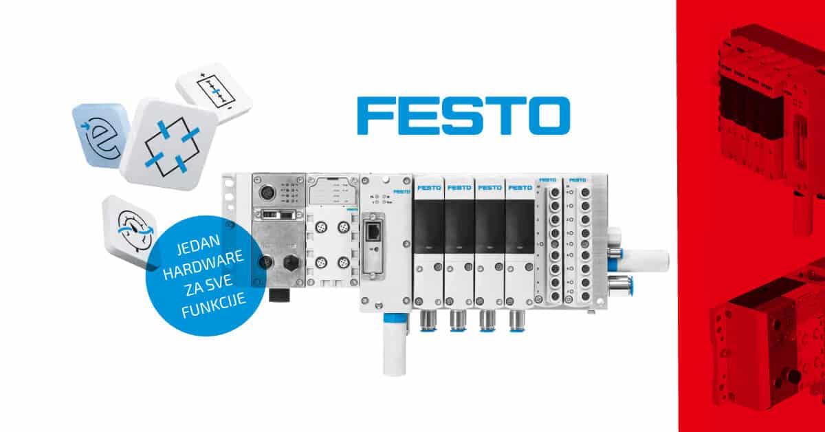 FESTO Motion Terminal VTEM PROEL