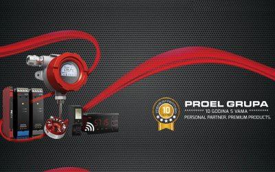 PR Electronics industrijska oprema dostupna na lageru u Zagrebu