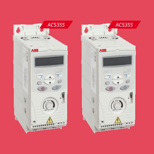 ABB ACS355 Frekventni Pretvarači Na lageru