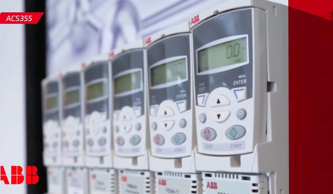 Frekventni pretvarači ABB ACS355: Za široku primjenu, dobavljiv s lagera