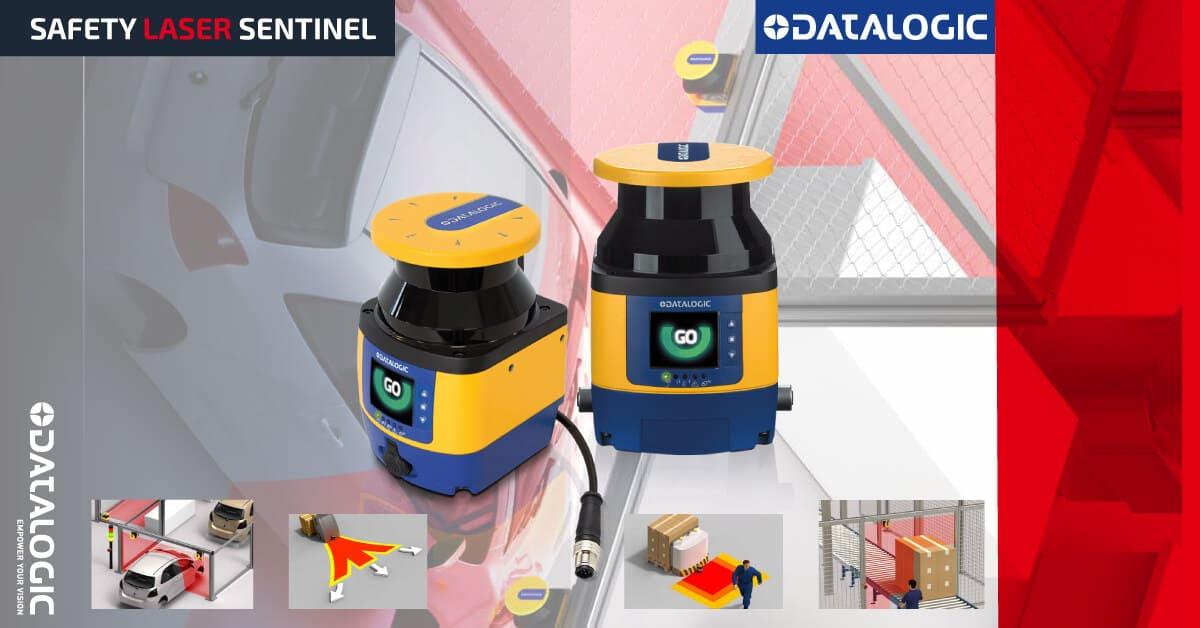 Datalogic Enhanced Safety Laser Sentinel SLS