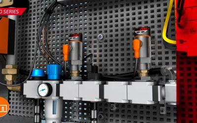 Mjerači protoka komprimiranog zraka: IFM electronic SD Serija