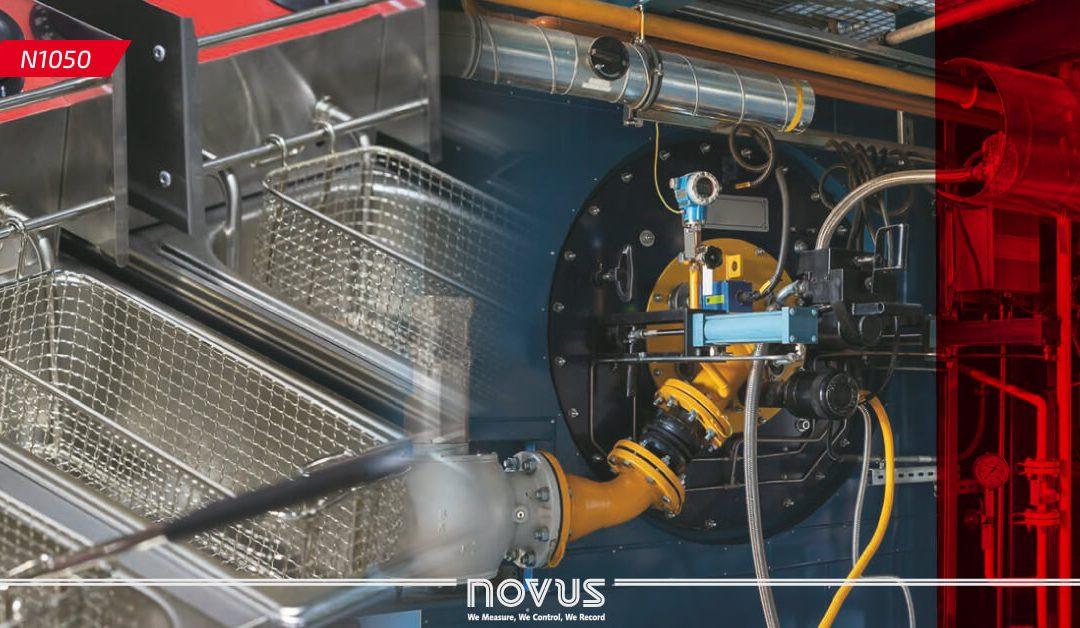 Novus N1050 – LCD Temperaturni PID kontroler za industrijsku primjenu